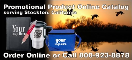 Promotional Products Stockton, California
